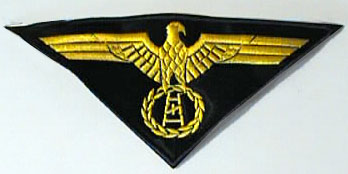 AQUILA TRIANGOLO Patches