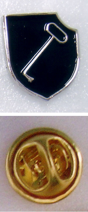LSSAH Pins & Stickers