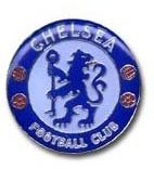 CHELSEA FOOTBALL CLUB Pins & Stickers