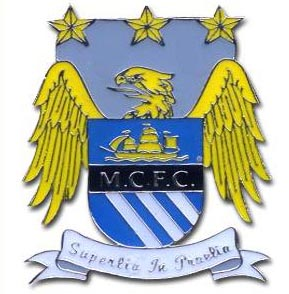 MANCHESTER CITY Pins & Stickers