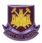 WEST HAM UNITED Pins & Stickers