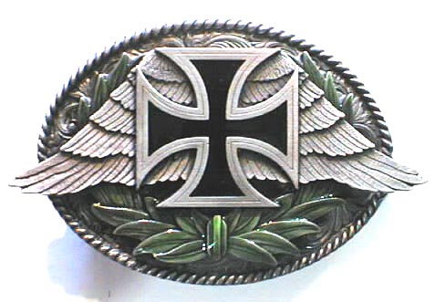 IRON CROSS WINGS Buckles