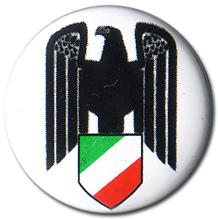 BOTTON AQUILA ITALIA Pins & Stickers