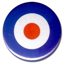 BOTTON TARGET Pins & Stickers
