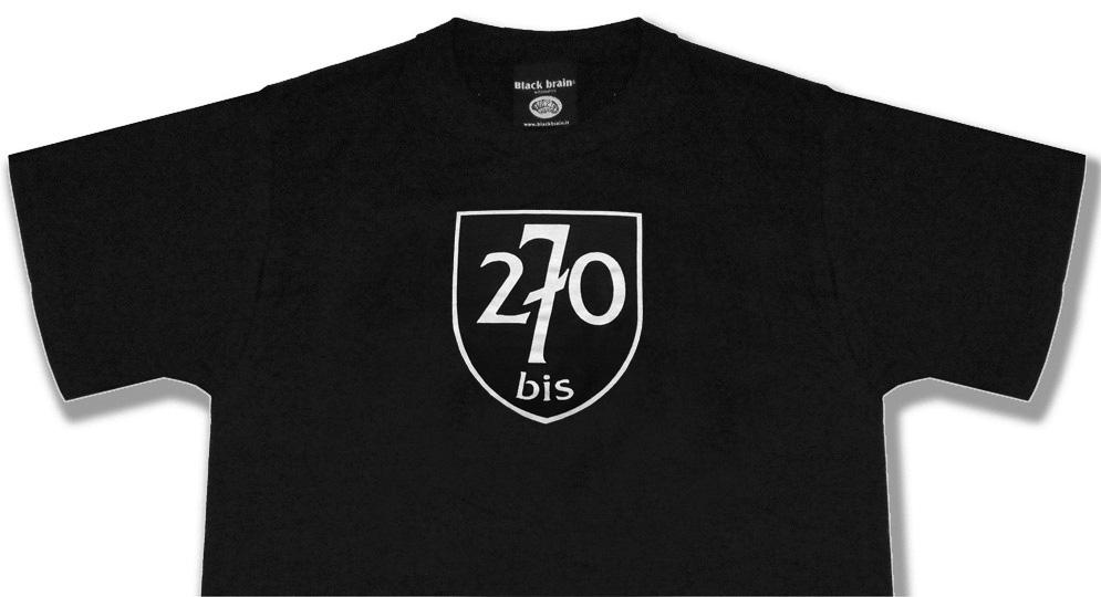 270 Bis T-shirts
