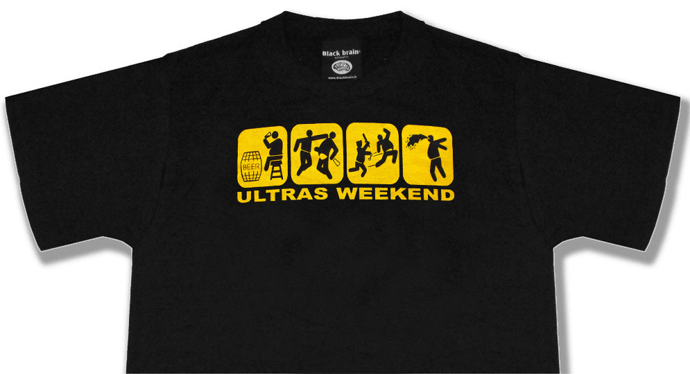 ULTRAS WEEKEND T-shirts