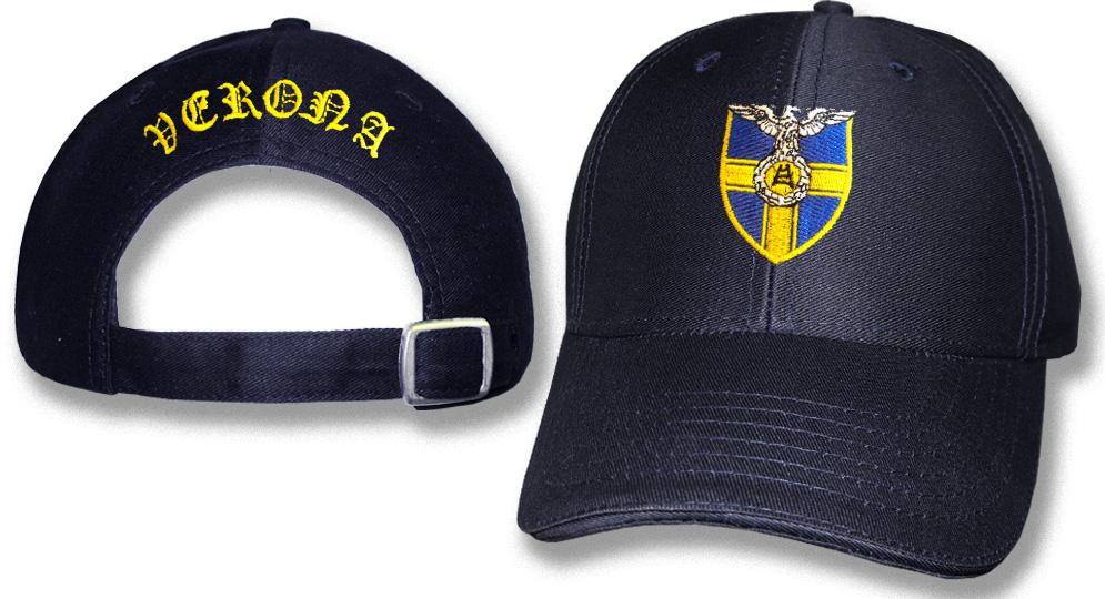 SCUDO - AQUILA - VERONA Caps