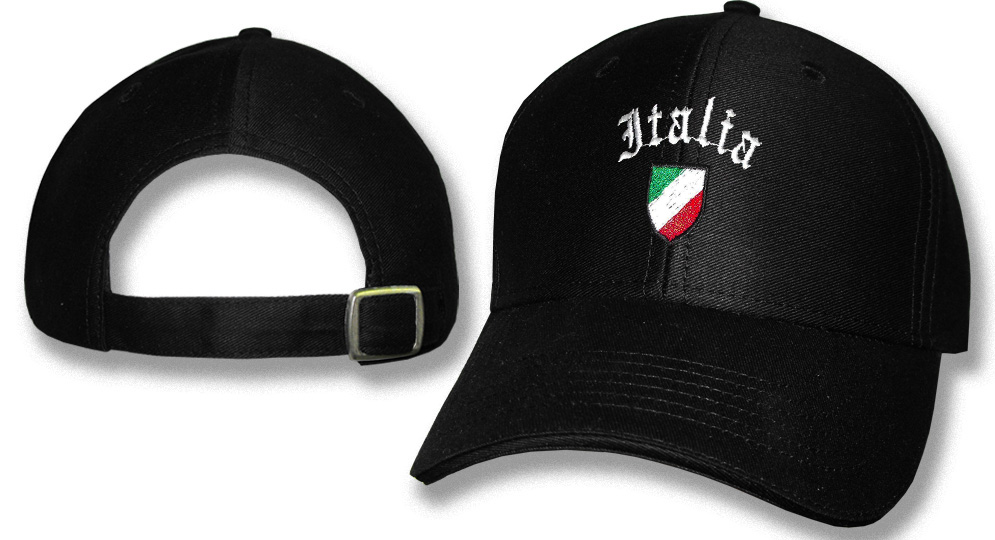ITALIA Scudo Piccolo Caps