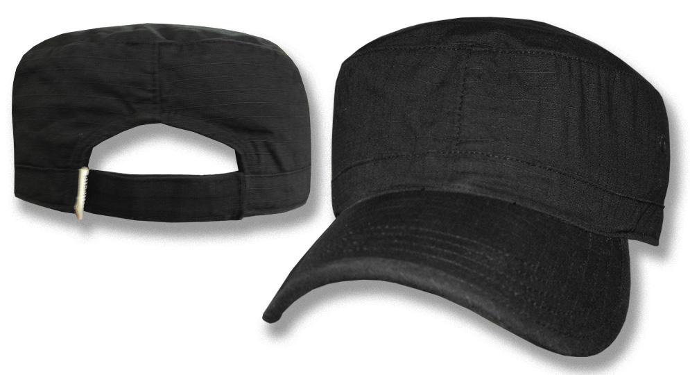 ARMY NERO Caps