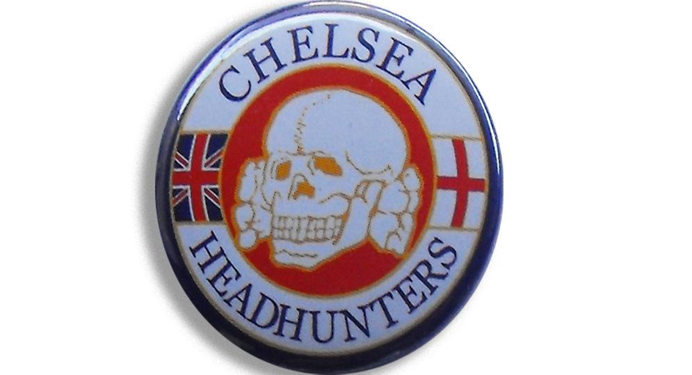 BOTTON HEADHUNTERS Pins & Stickers