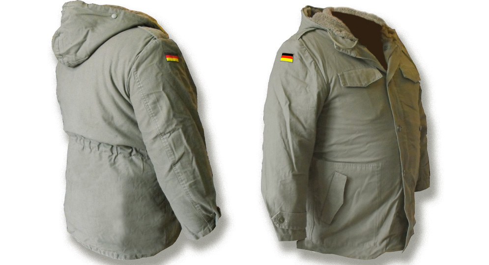 GERMAN PARKA Jackets