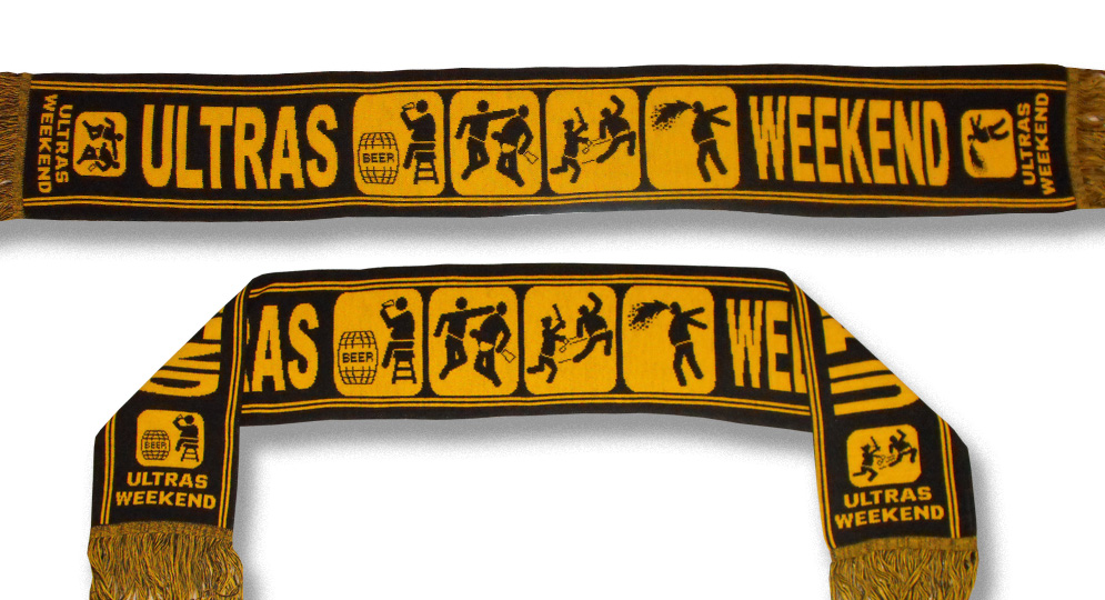 ULTRAS Weekend Scarves