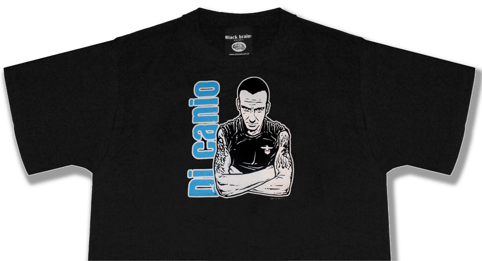 DI CANIO FRONT T-shirts