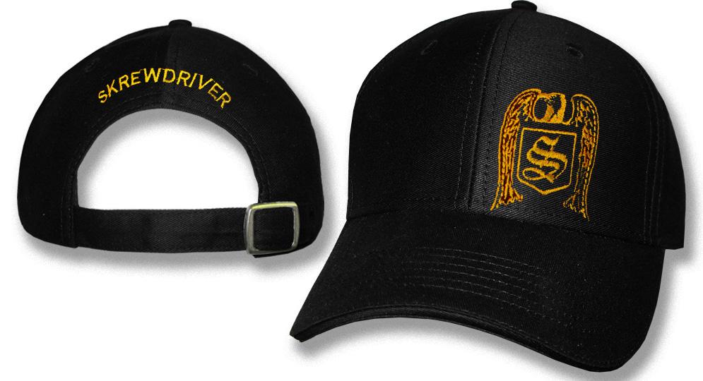 CAP SKREWDRIVER Caps