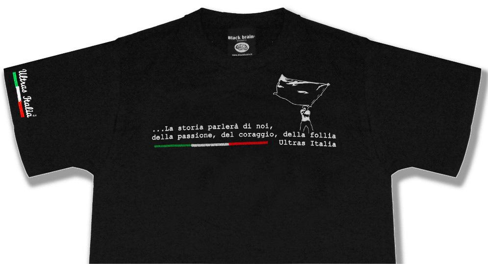 ULTRAS ITALIA La Storia T-shirts