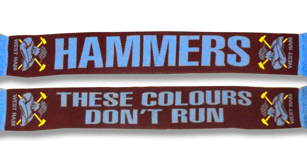 HAMMERS Scarves