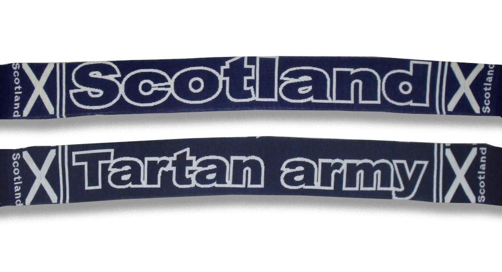 SCOTLAND Scarves