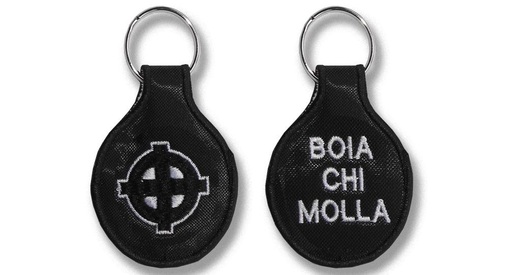 PORTACHIAVI STOFFA BOIA CHI MOLLA Extras
