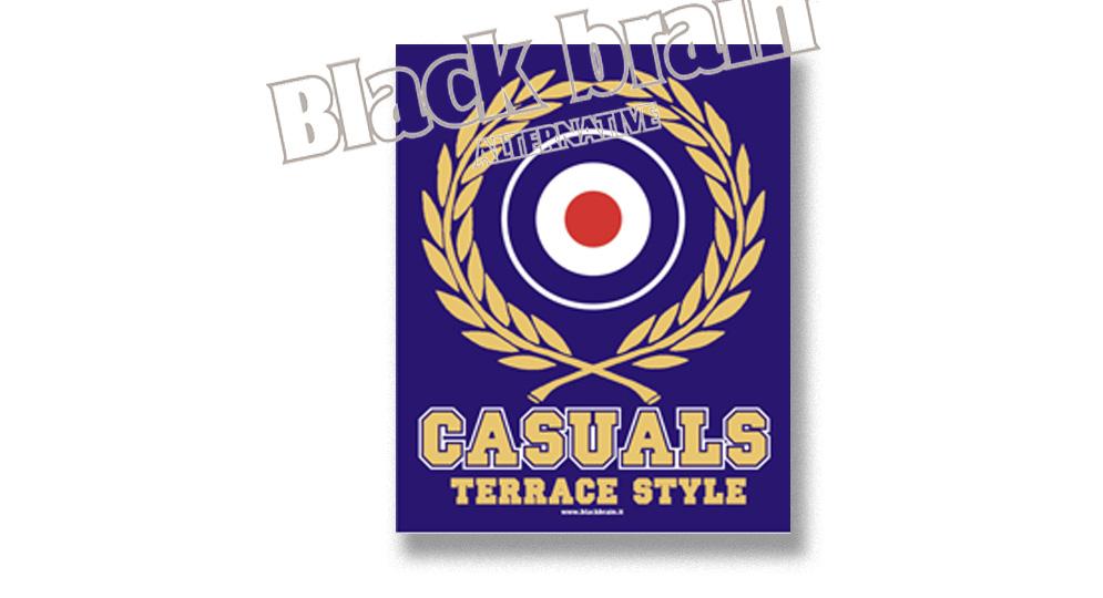 CASUALS ALLORO Pins & Stickers