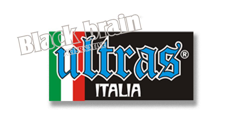 ULTRAS ITALIA TRICOLORE Pins & Stickers