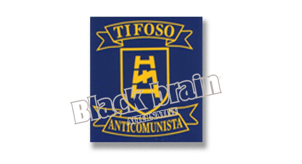 TIFOSO ANTICOMUNISTA Pins & Stickers