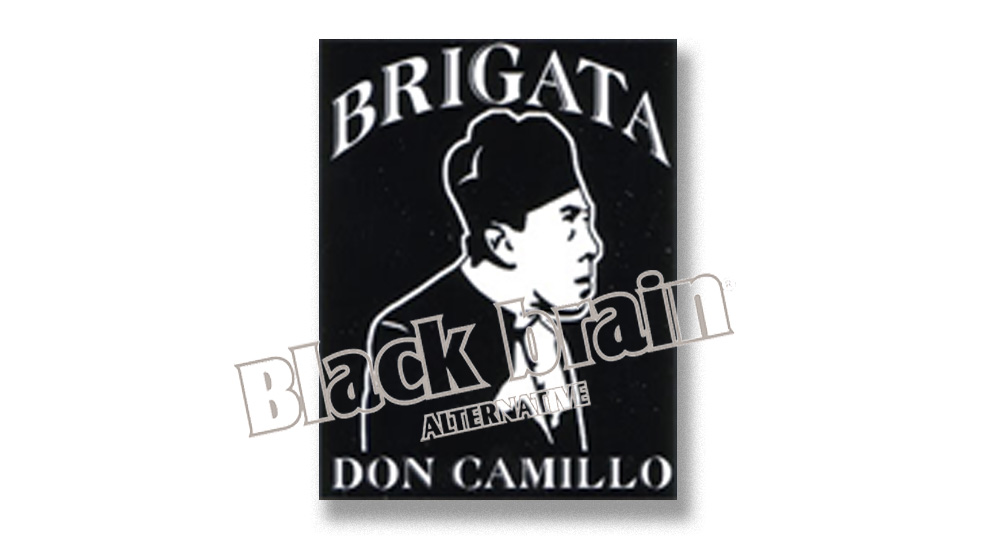 BRIGATA DON CAMILLO Pins & Stickers
