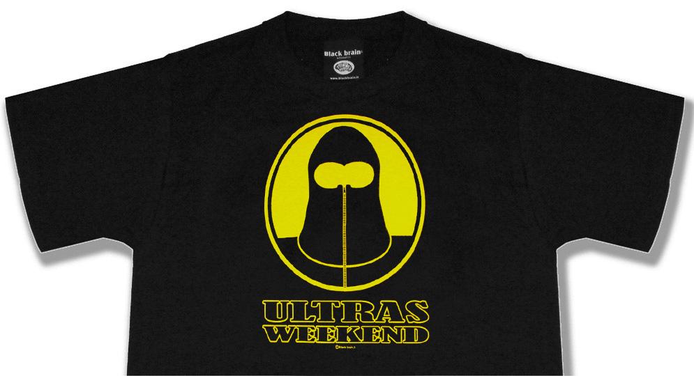 ULTRAS WEEKEND LEGION T-shirts
