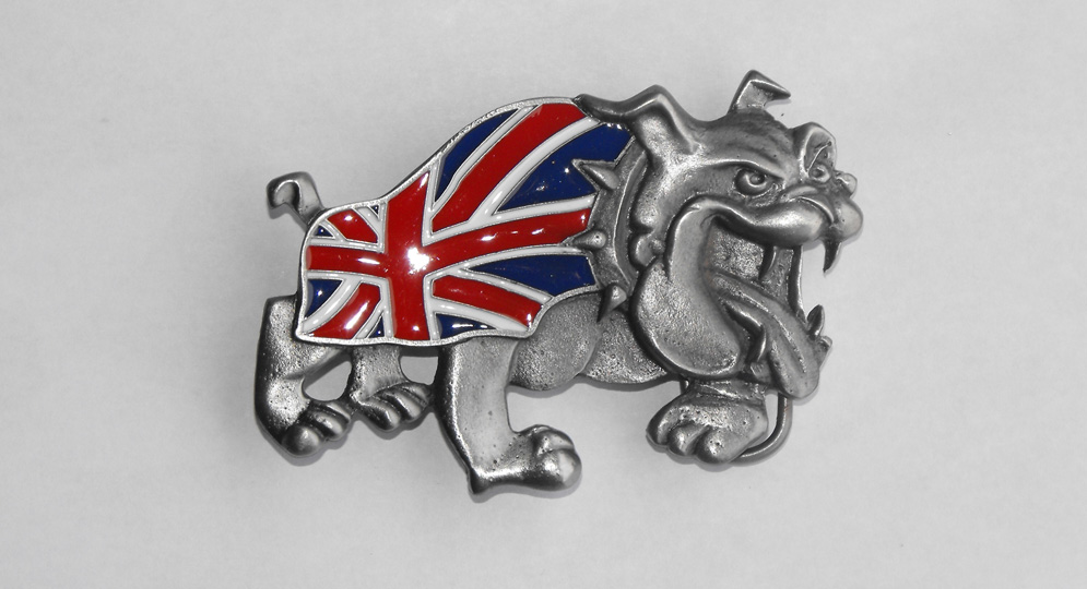 BULLDOG UK DRESS Buckles