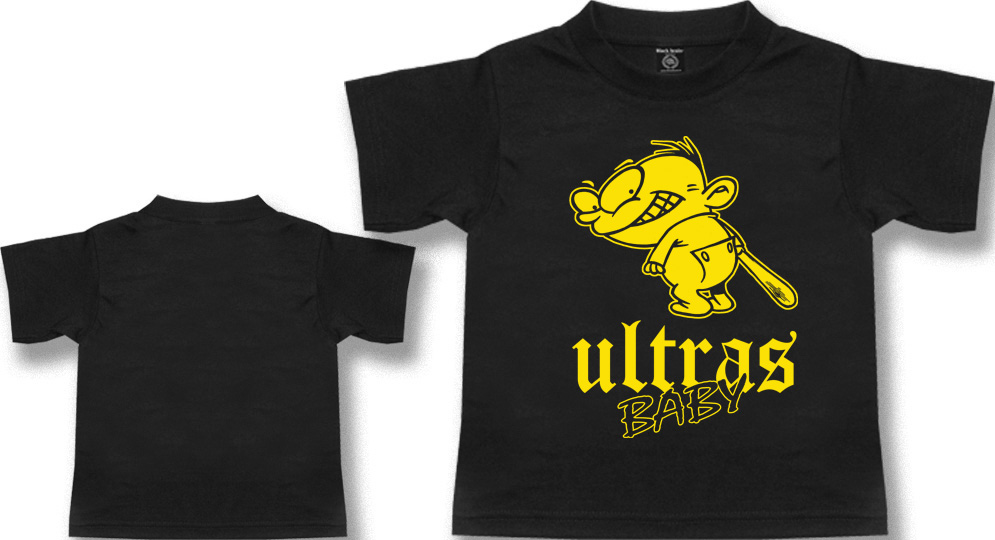 T-SHIRT ULTRAS BABY FACE