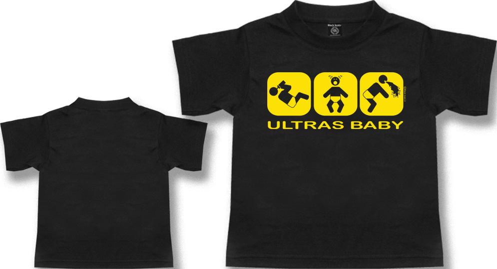 T-SHIRT ULTRAS BABY BIBE Ultras Baby