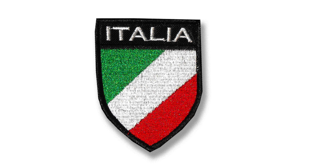 SCUDO ITALIA COMBAT Patches