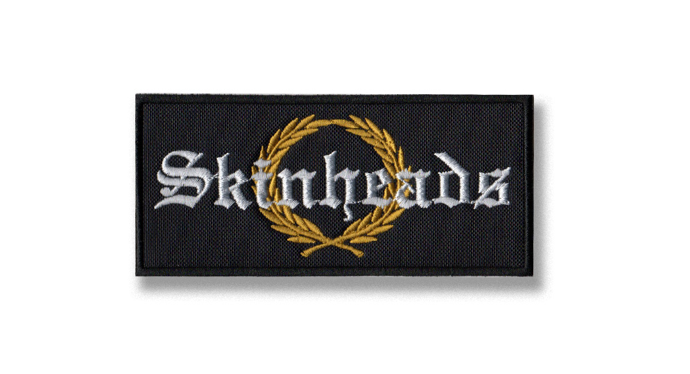 SKINHEADS ALLORO Patches