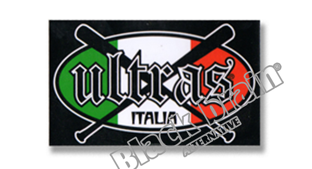 ULTRASITALIA MAZZE Pins & Stickers
