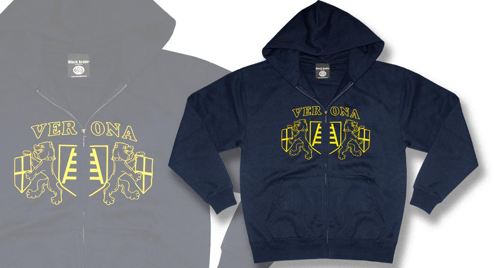 MASTINI VERONA ZIP Sweaters & Hoodies