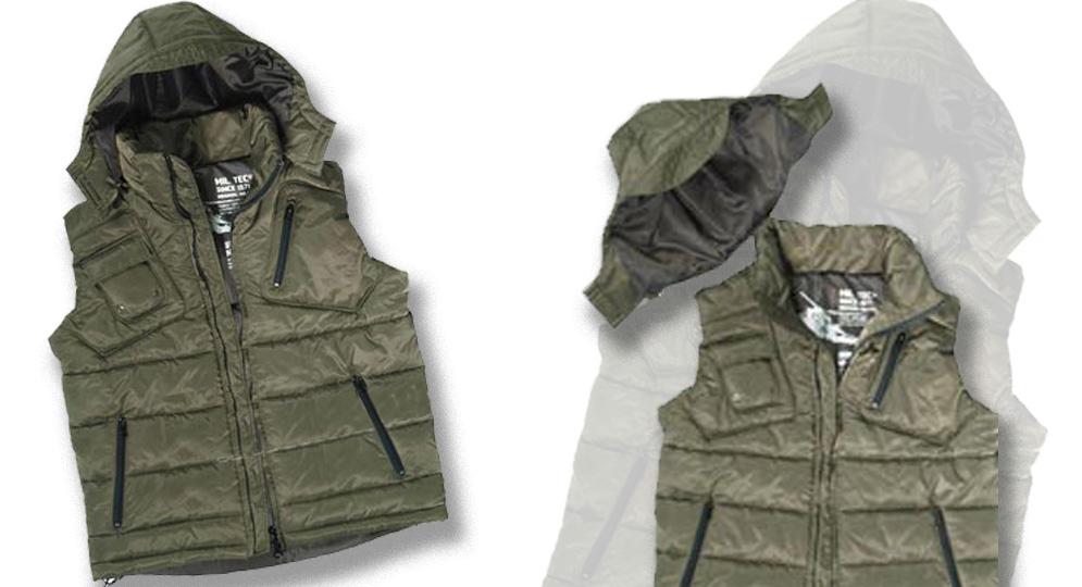 SMANICATO CORPS OLIVE Jackets