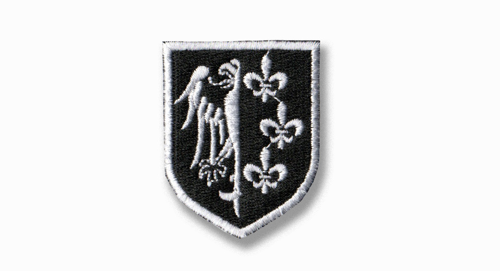 CHARLEMAGNE Patches