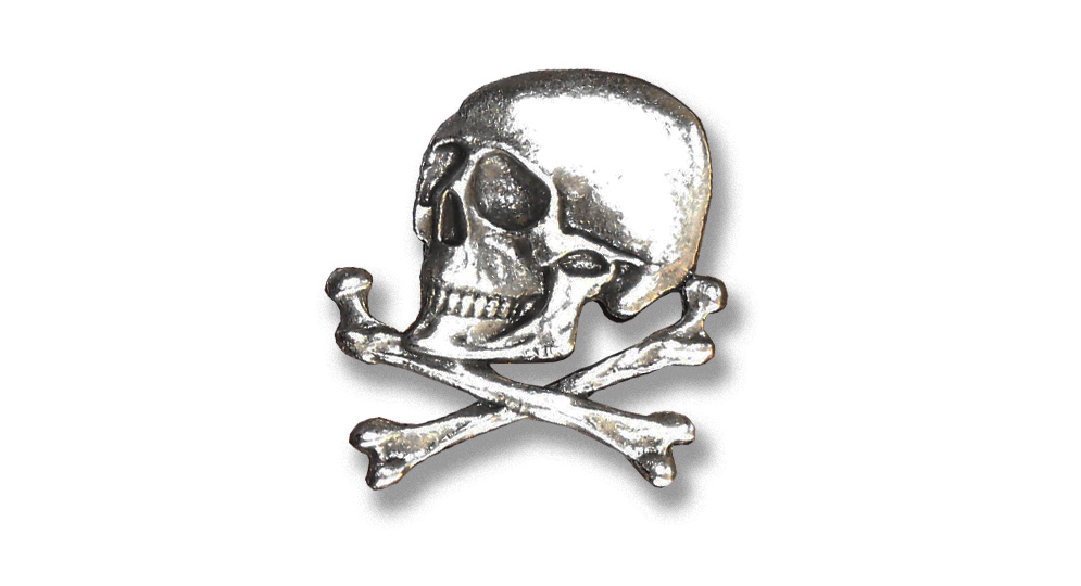 SKULL&BONES Pins & Stickers