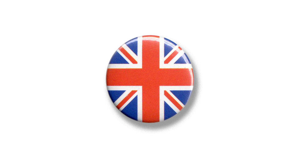 BUTTON PIN UK Pins & Stickers
