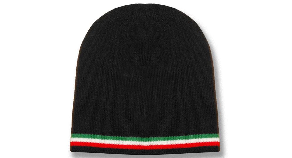 CUFFIA TRICOLORE Caps