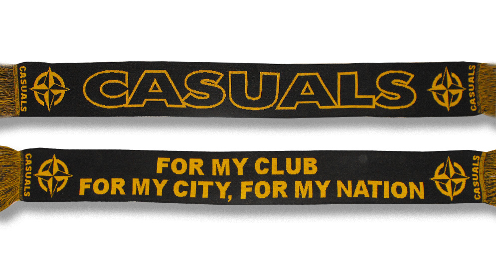 CASUALS C Scarves