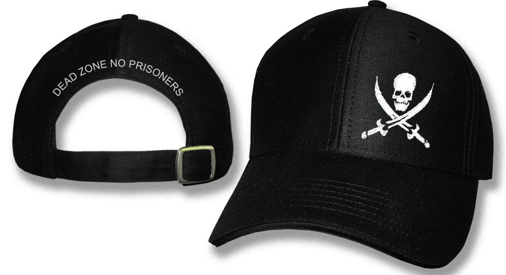 CAP DEAD ZONE NO PRISONERS Caps