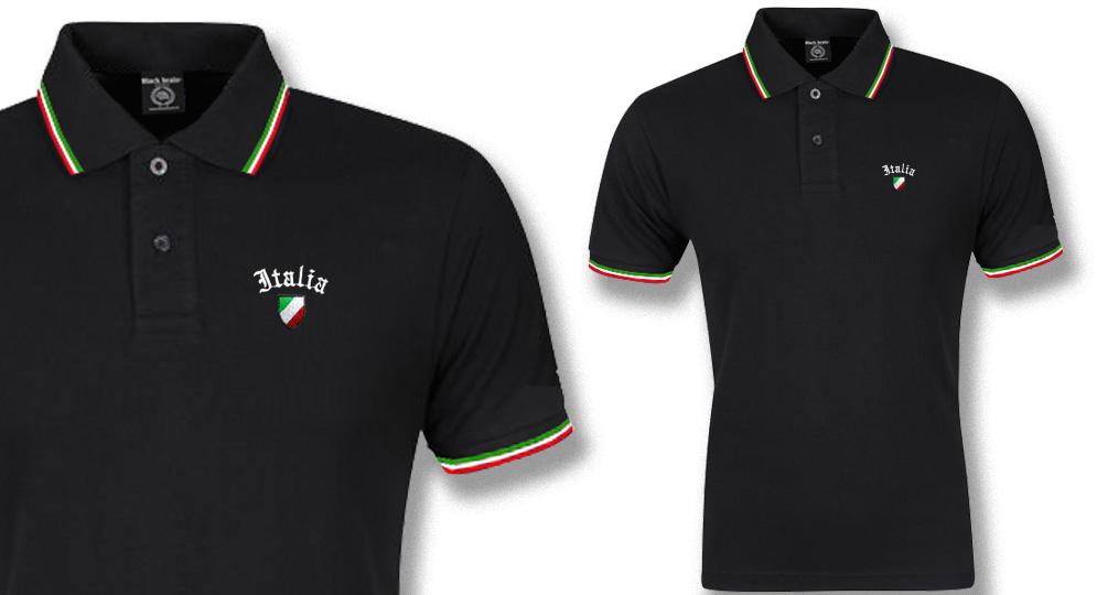 ITALIA Scudo Piccolo Polos Pullovers Shirts