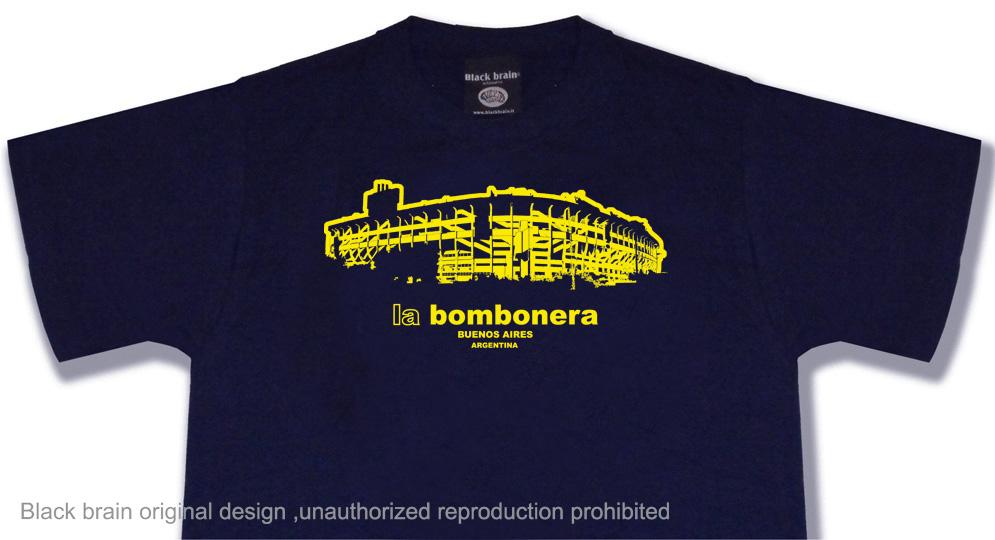 LA BOMBONERA T-shirts