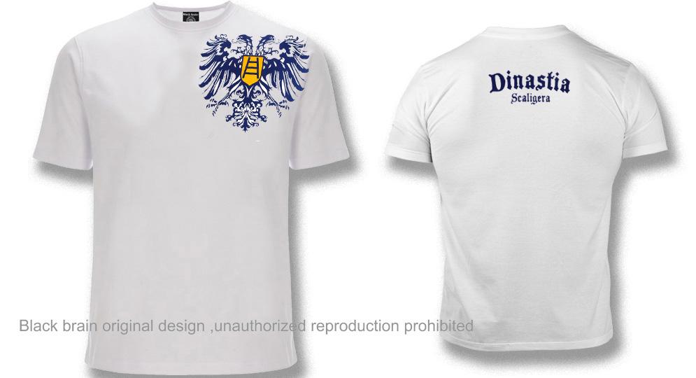 DINASTIA SCALIGERA T-shirts