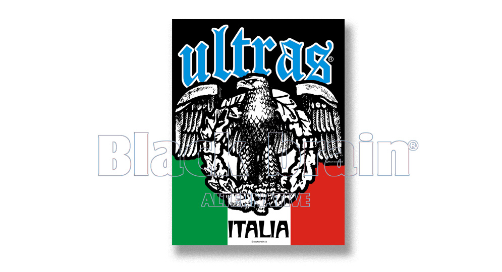 ULTRAS ITALIA AQUILA Pins & Stickers