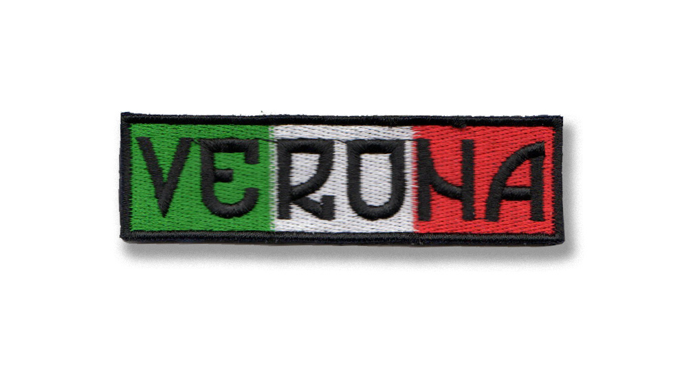 VERONA TRICOLORE Patches