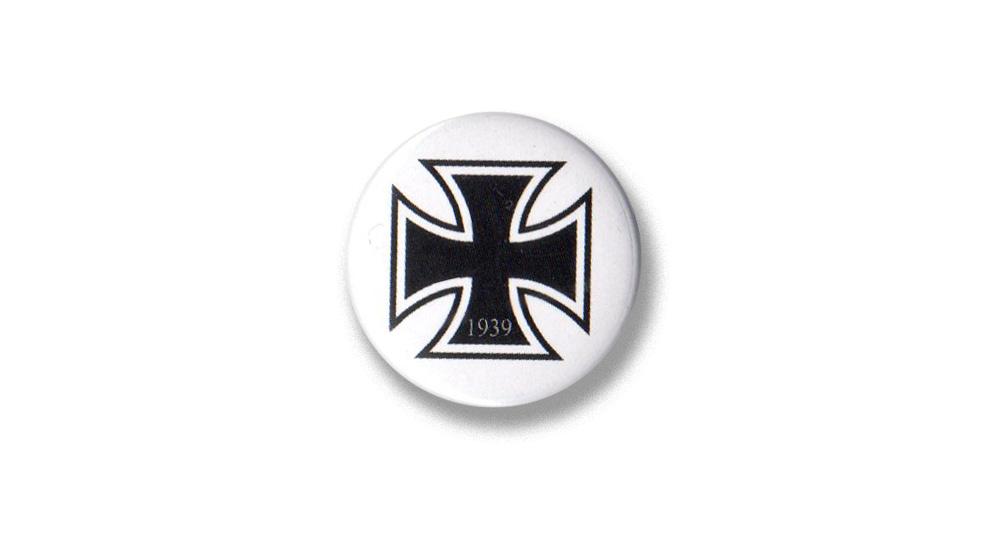 BOTTON IRON CROSS 1939 Pins & Stickers