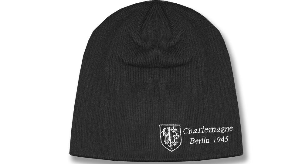 CUFFIA CHARLEMAGNE 1945 Caps