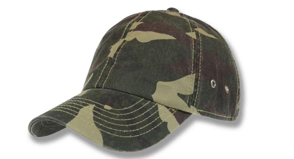 CAP ACTION CAMO Caps