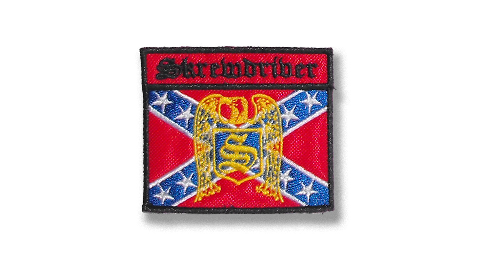 SKREWDRIVER CSA Patches
